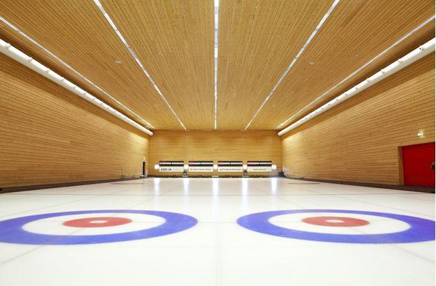 Bild für Kategorie Curlinghalle
